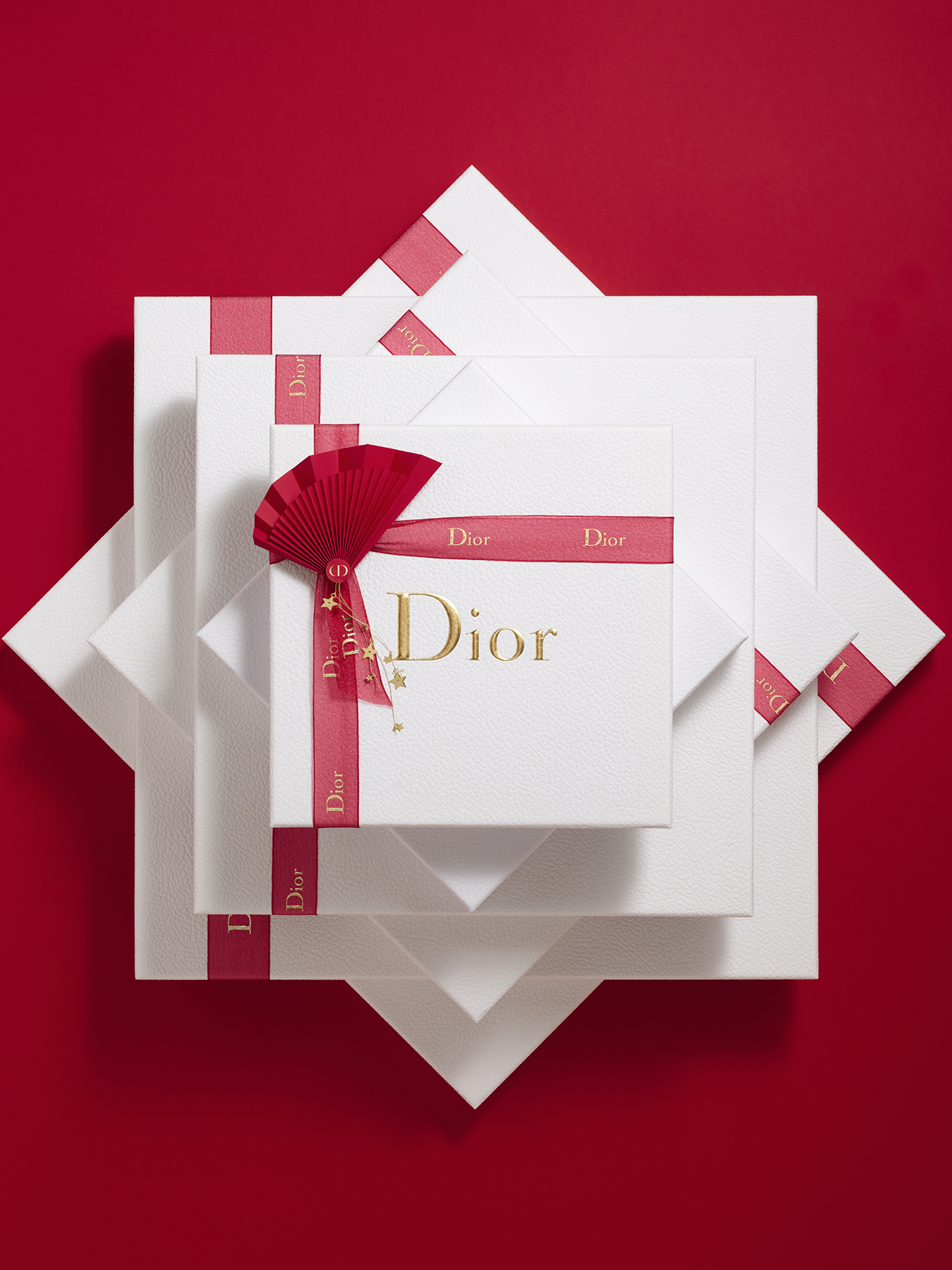 Dior studio design Maud Vantours set design paper art Paris