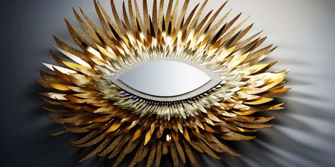 Guerlain studio design Maud Vantours scenography design sculpture Paris
